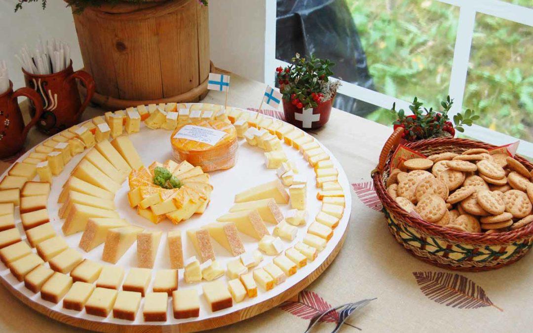 Juhlapöydän kruunu