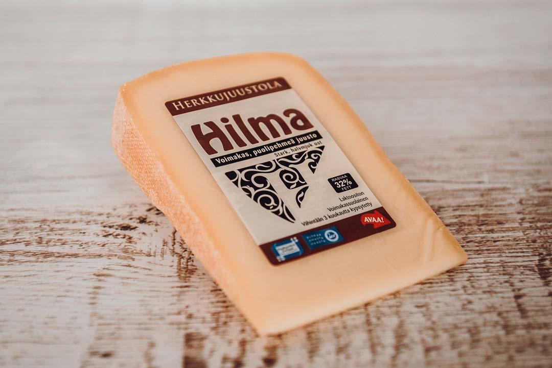 Herkkujuustola - Hilma juusto