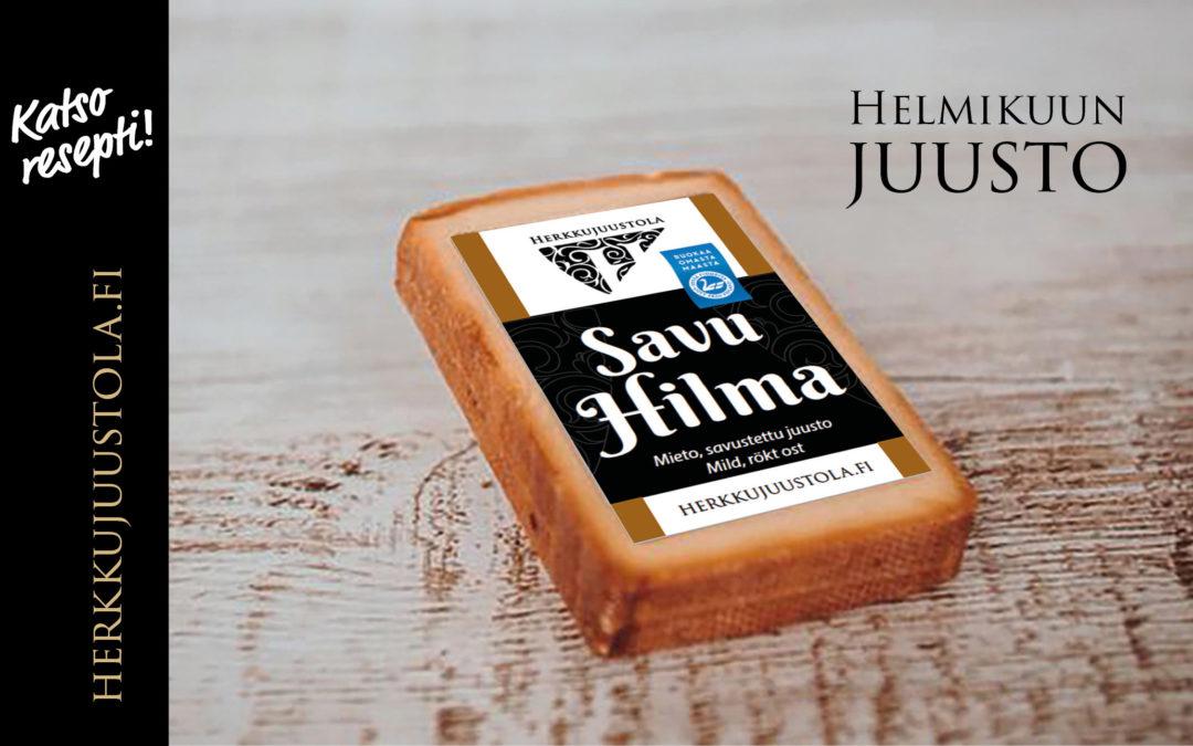 Helmikuun juusto: SavuHilma
