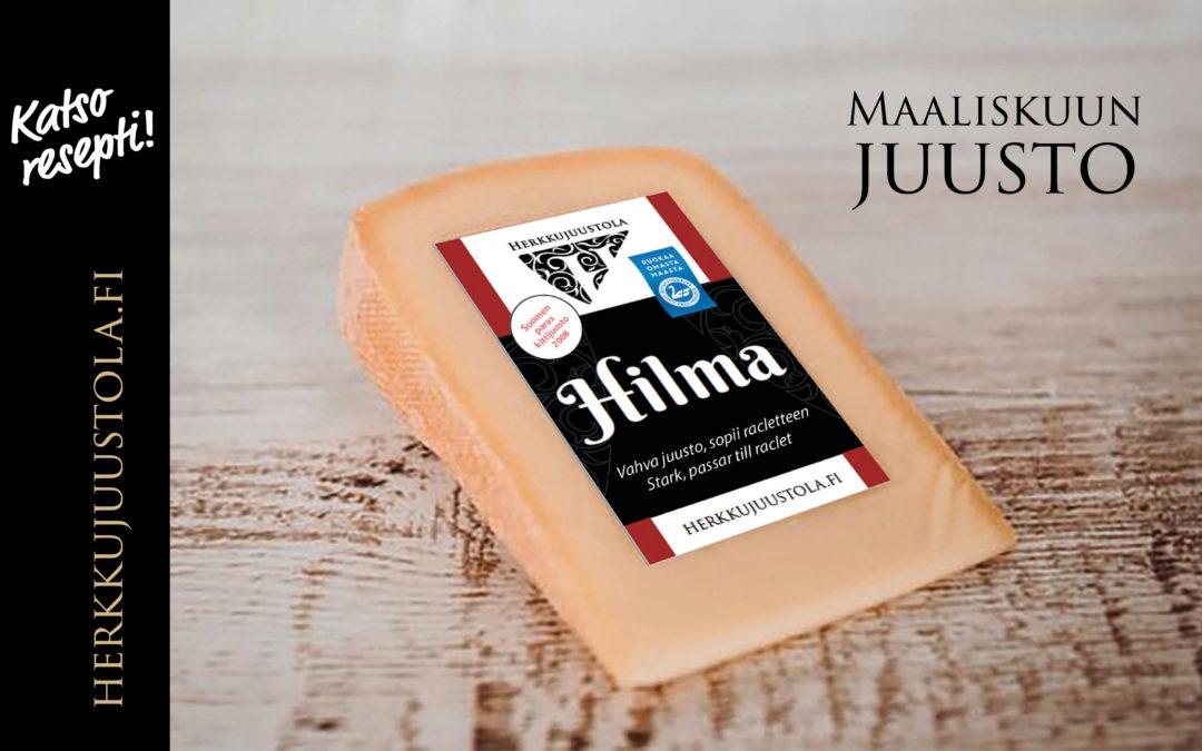 Maaliskuun juusto: Hilma